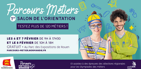 Salon forum de l'orientation 2020