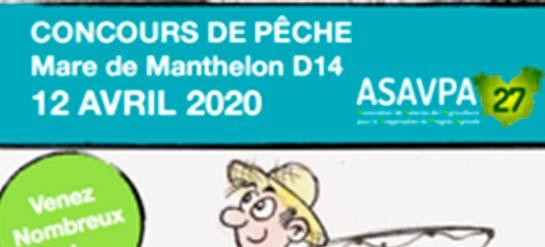 Concours de pêche 2020