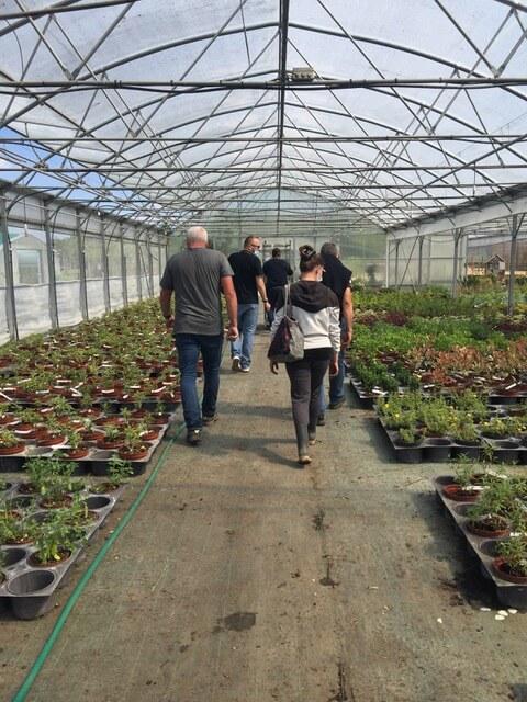 Journée « découvrir les métiers de l'horticulture et du maraichage »